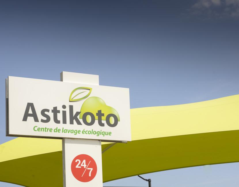 Station de lavage écologique Astikoto à Clisson