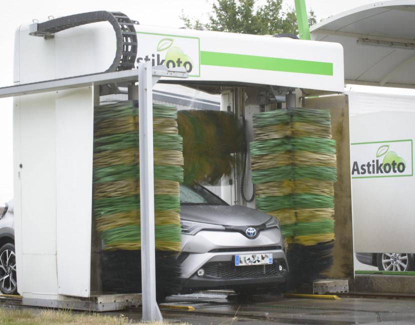 Astikoto à Saint Laurent des Autels dispose d'un libre-service