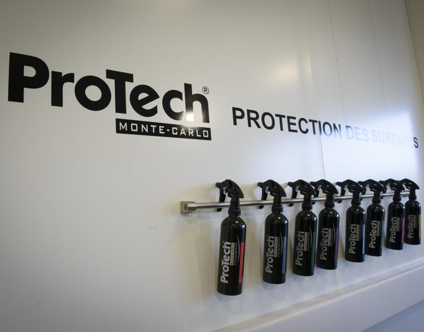 Produits de professionnels comme ProTech