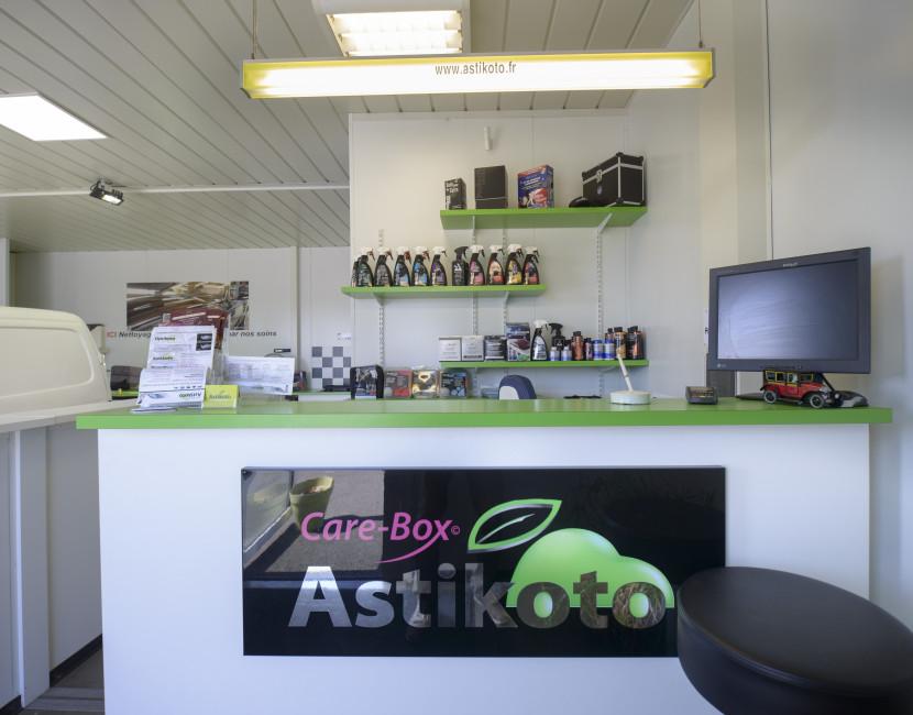 Astikoto utilise des produits biodégradables
