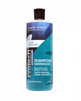 SHAMPOING CARROSSERIE 500ml protech