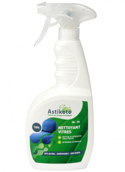 NETTOYANT VITRES 100% NATUREL