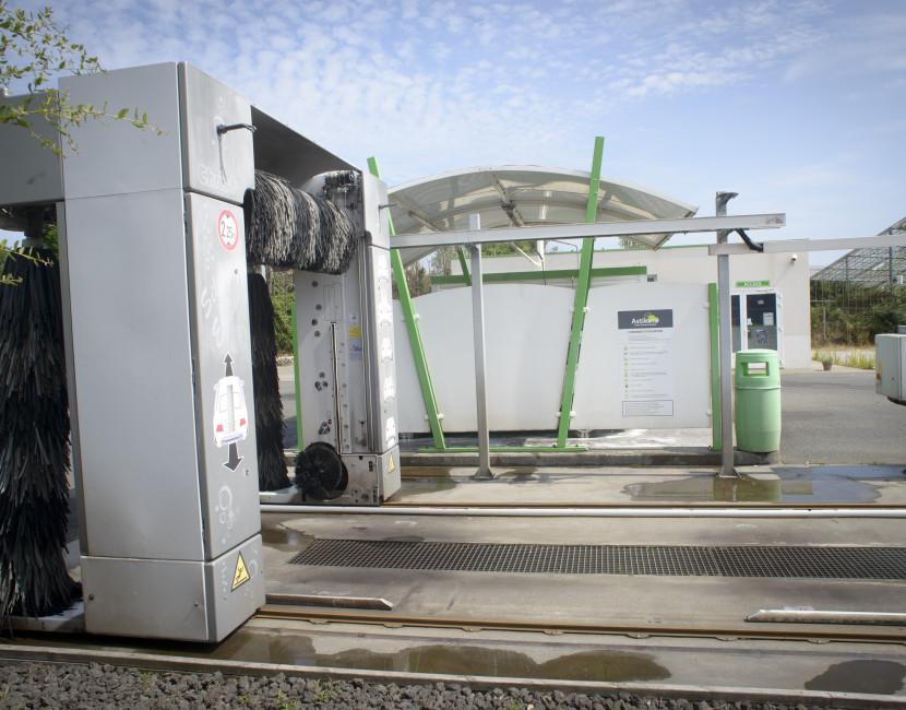 Station de lavage Astikoto Le Cellier pour professionnels et particuliers