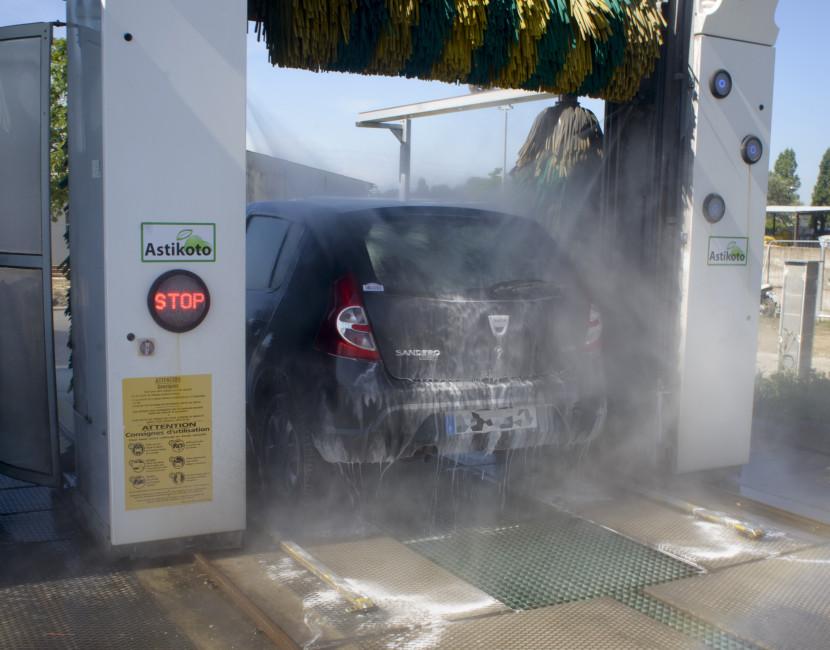 Station de lavage écologique Astikoto Vallet