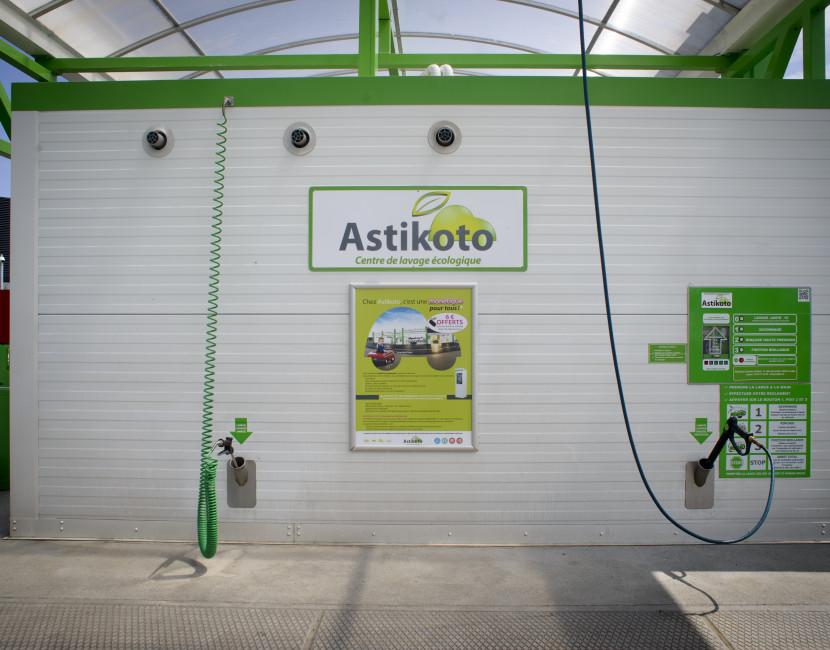 Astikoto centres écologiques